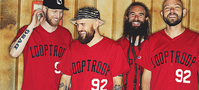 Looptroop Rockers 2014