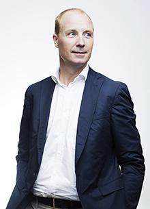 Peter Agnefjäll / VD IKEA